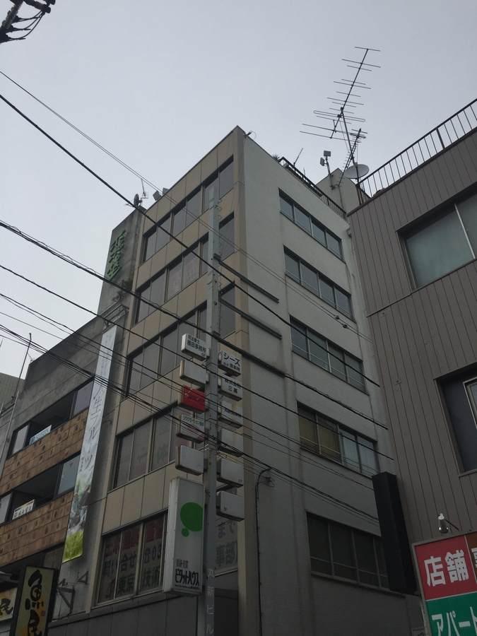 「グルメンピック」を企画した大東物産(株)の本社(東京都中野区)