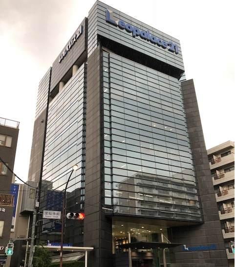 レオパレス21の本社(中野区)