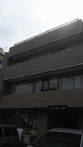 A社が入居するビル