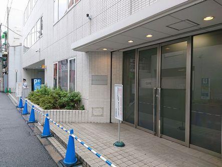 吉本興業の本社(大阪市内)