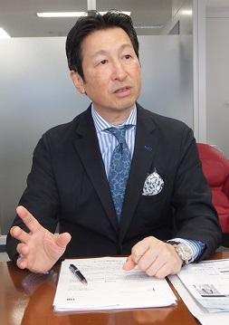 ショップチャンネル新森社長