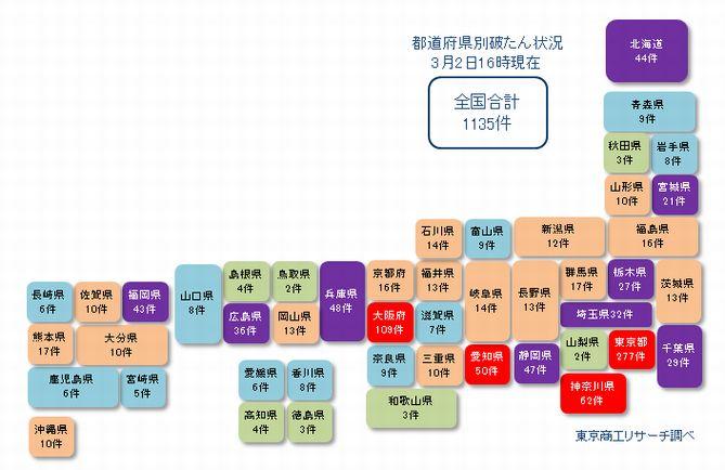 日本地図20210302②