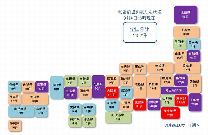 日本地図20210304②