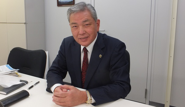久保田理事長
