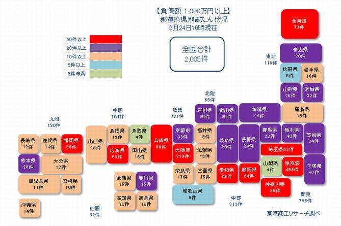 日本地図20210924①