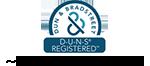 D&B D-U-N-S® Registered™(ダンズレジスタード)